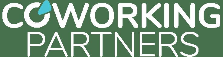 Schriftlogo Coworking Partners