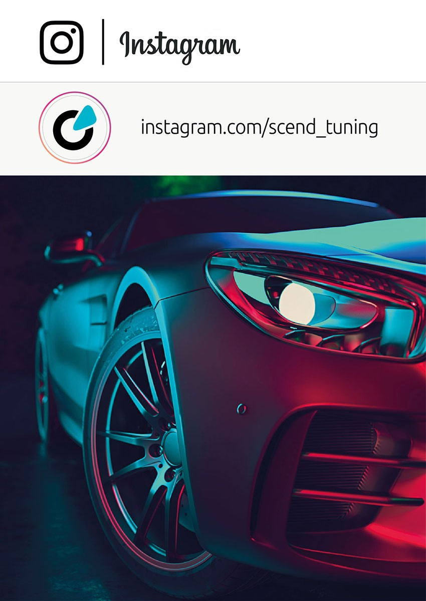 SCEND TUNING auf Instagram