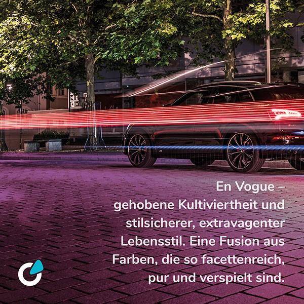 Mercedes AMG Tuning Konzept Metallic Pastell von SCEND Tuning Inspiration Kultivierheit und stilsicherer extravagenter Lebensstil