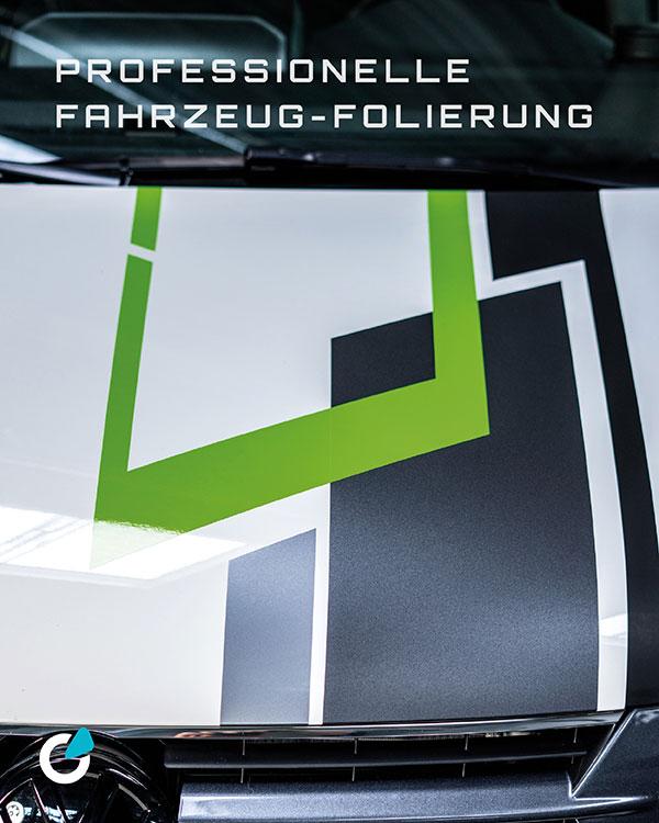 VW T6 Tuning Folierung von SCEND Tuning