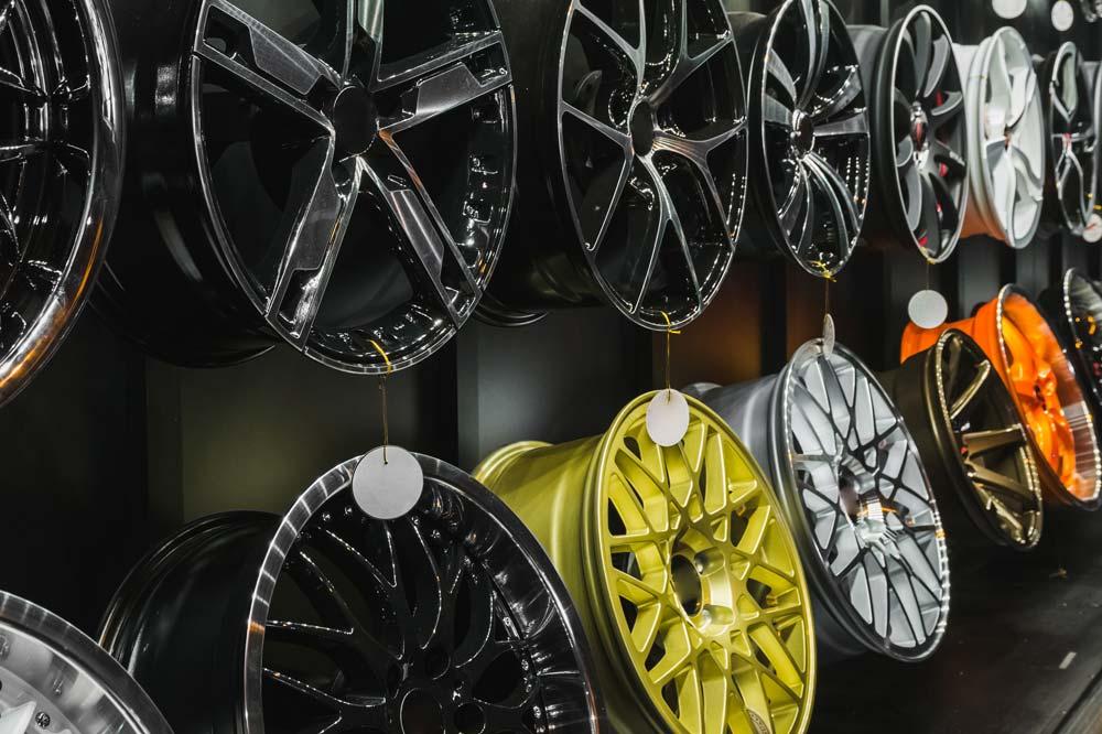 Audi Front SCEND Tuningkonzept Metallic Pastell mit Mattlackierung